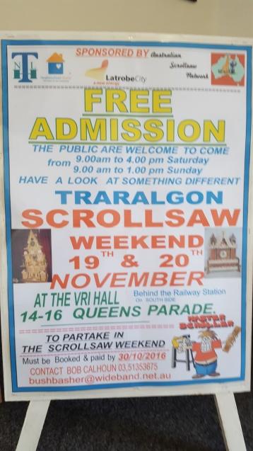 Scrollsaw Poster